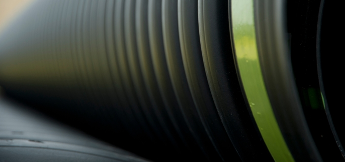 Need corrugated pipe? Take a look at our selection