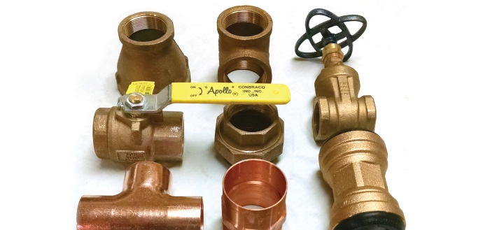 Check out our brass fittings! We have plenty to choose from