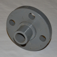 Fittings sch 80 cpvc flanges spigot van stone o for Copper vs cpvc for water lines