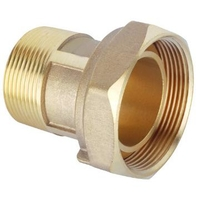 Brass Water with Coupling